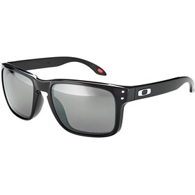 Oakley Holbrook Occhiali da sole, polished black/prizm black